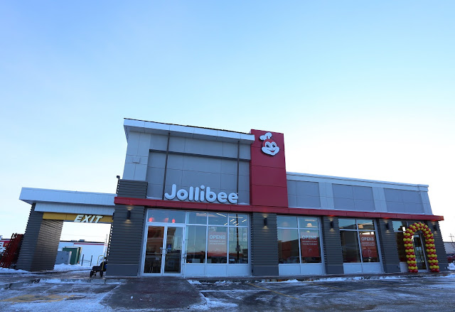 FTW! Blog, Jollibee, First in Canada, #ftwblog, #pressrelease, #jollibee