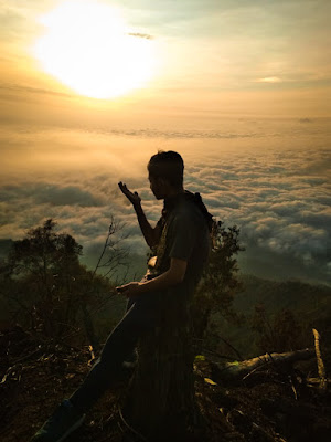 Puncak Gunung Ranti Banyuwangi