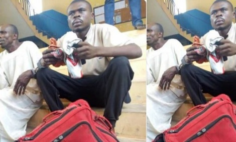 25-Year-Old Panel Beater Steals Brother's Wife's Pants In Ondo [Photo]