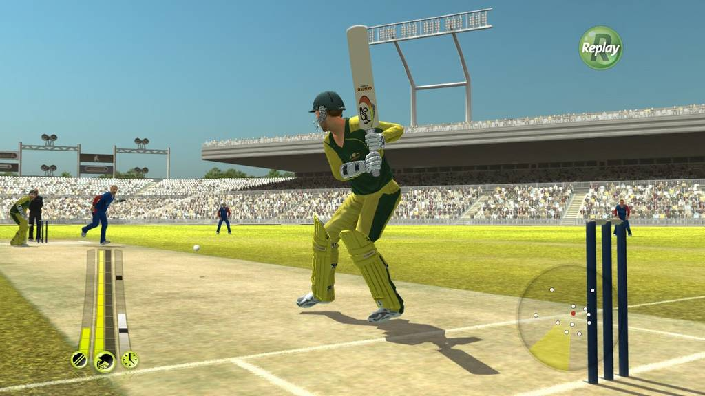 Brial-Lara-International-Cricket-2005-Gameplay-Screenshot-1