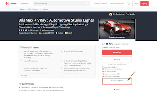 https://www.udemy.com/3ds-max-vray-automotive-studio-lights/?couponCode=JAMIESTUDIOLIGHTSCAR