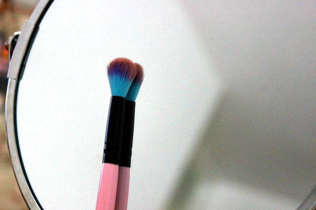 spectrum, spectrum collections, eye brushes, beauty bloggers, blending brush,