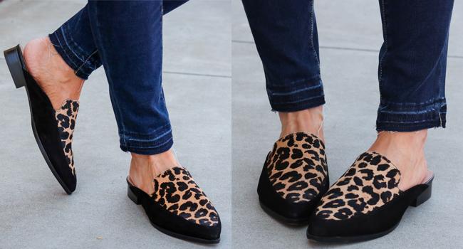 leopard mules shoe trend nordstrom sale 2017