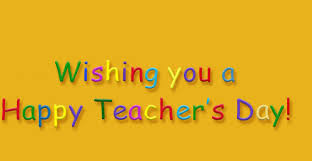 happy teacher's day images