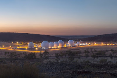 There Is One Big American Spy Base Hidden In Australia's Outback