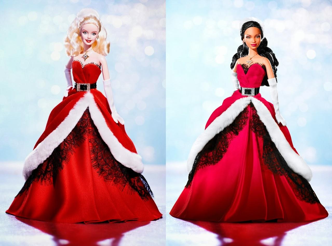 bb6e5f93f6e1 Natale da bambola - Barbie Magia delle Feste. - Prudence. Magazine ...