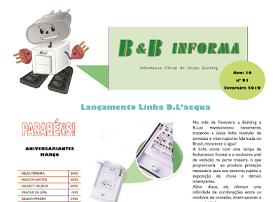 Informativo B & B Fevereiro 2019 - Antigo JBC
