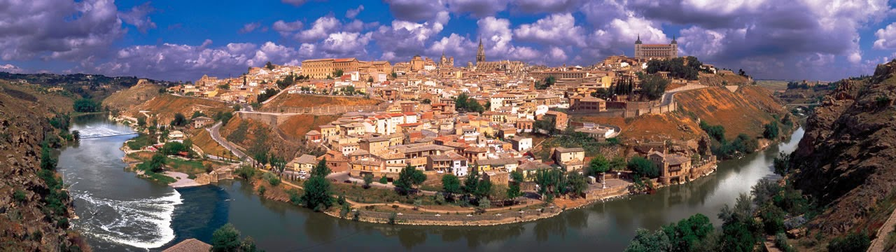 Toledo, holidays in Spain