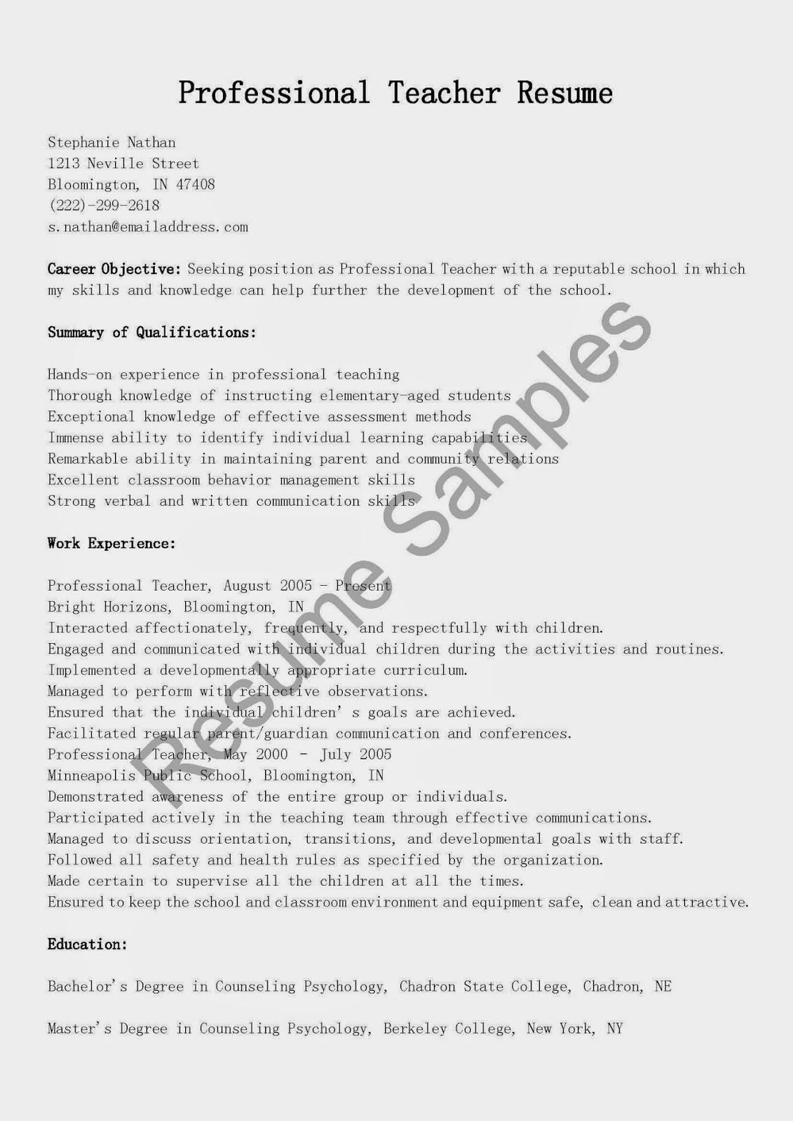 Optimal Resume Builder Vanderbilt Uncc Free