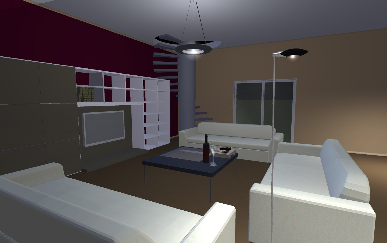 Programma di arredamento gratis for Progettazione 3d gratis
