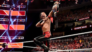 WWE - Shinsuke Nakamura y The B-Team se coronaron en Extreme Rules