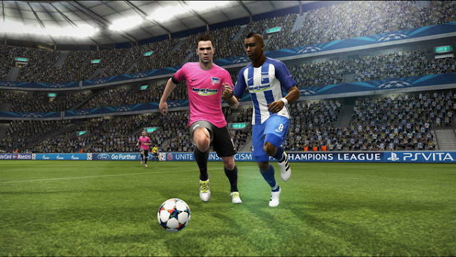 PES 2013 Hertha Berliner Sport Club Kits Season 2016-2017