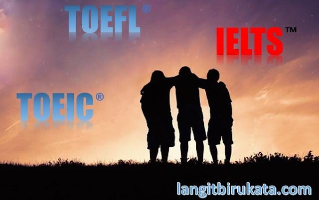 Sahabat-Sahabat TOEFL