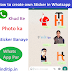 WhatsApp Sticker Kaise Banaye - हिंदी में