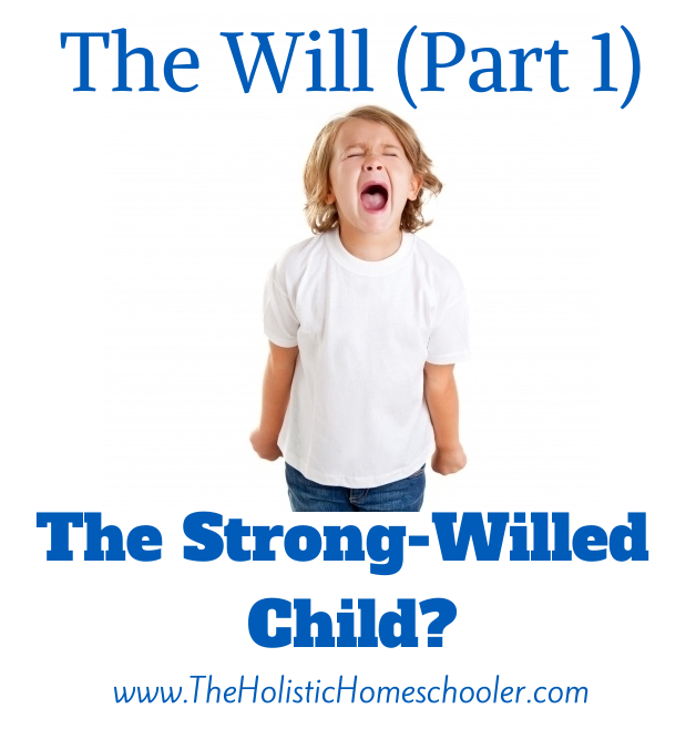 The Strong Willed Child - part 1