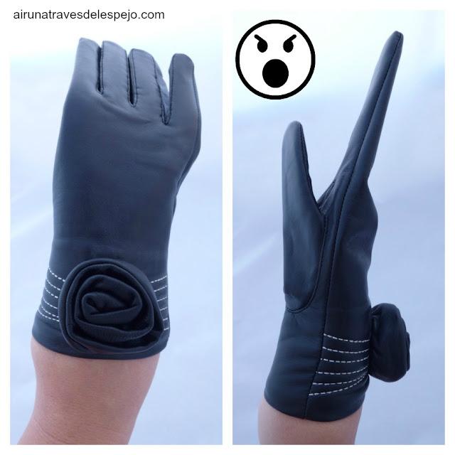 guantes zaful globes