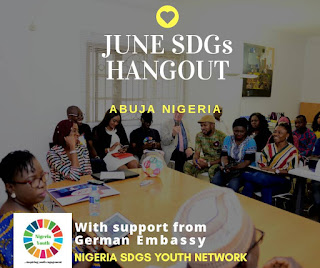 German Embassy To Host SDGs Story Hangout in June