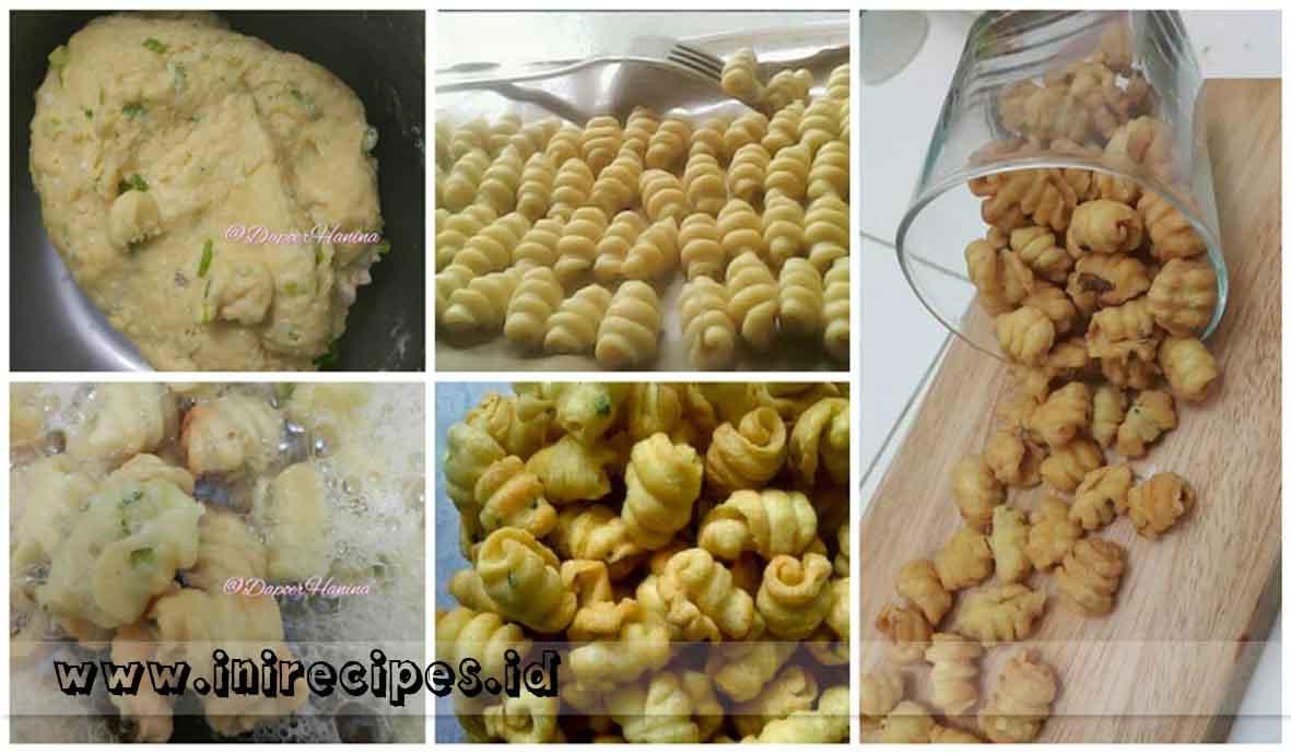 Resep Kue Garpu Keju Lebih Enak, Renyah dan Gurih