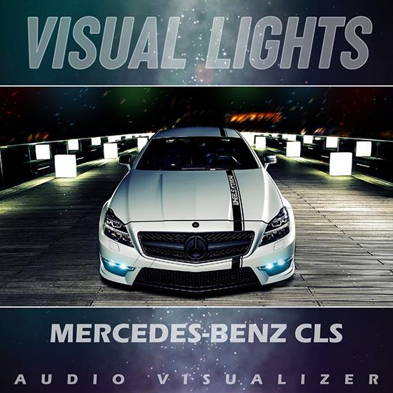 Mercedes-Benz CLS Wallpaper Engine