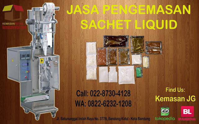 tempat cetak kemasan sachet murah