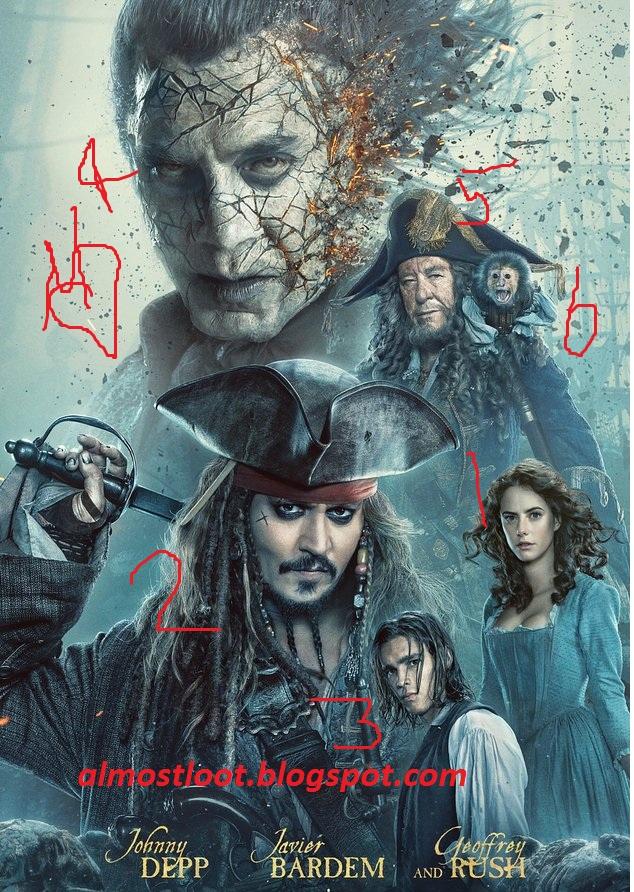 updated pirates of the caribbean salazar�s revenge full