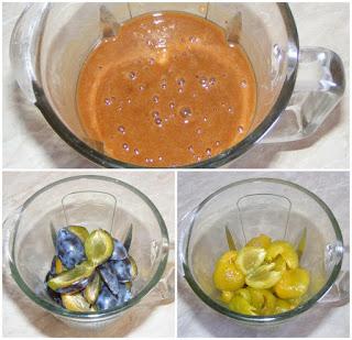 prune mixate la blender, suc de prune, bautura din prune, nectar de prune, retete cu prune, preparate din prune, retete, sanatate, nutritie, raw vegan,