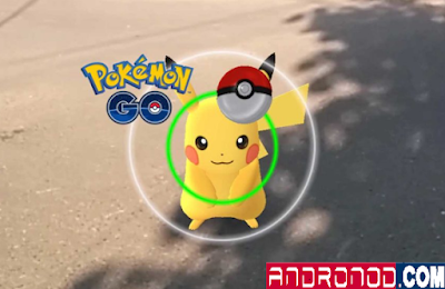 Free Download Pokemon Go v.0.29.3 Apk Terbaru