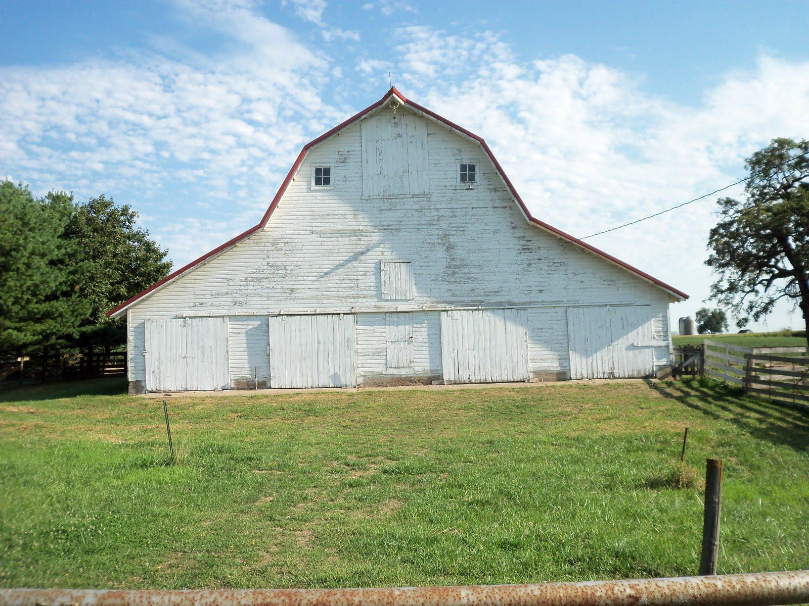 More Barns
