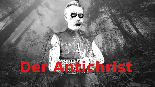 L'anticristo di Nietzsche