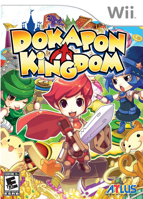 Untitled - [Wii/WBFS] Dokapon Kingdom [R2DEEB] Download