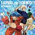 Lirik Lagu Hyadain - Samba de Toriko!!!