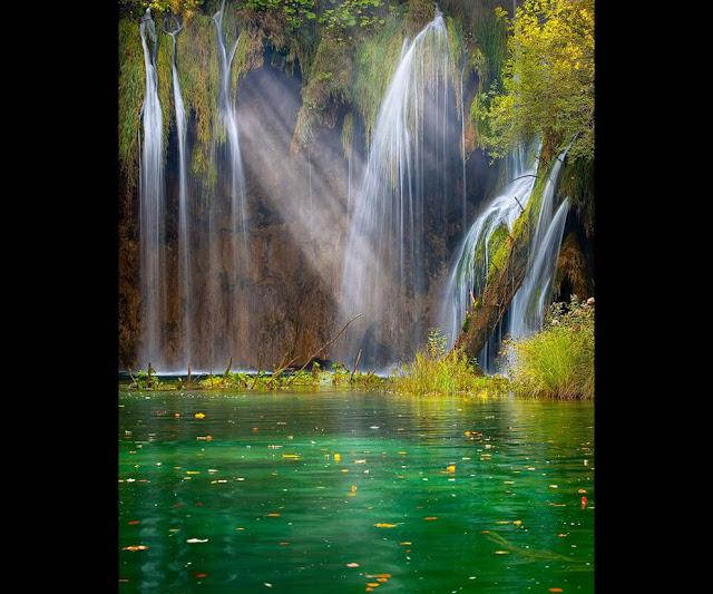 جولة سياحية أجمل البلاد مستوى العالم كرواتيا بليتفيتش Plitvice-National-Park.jpg