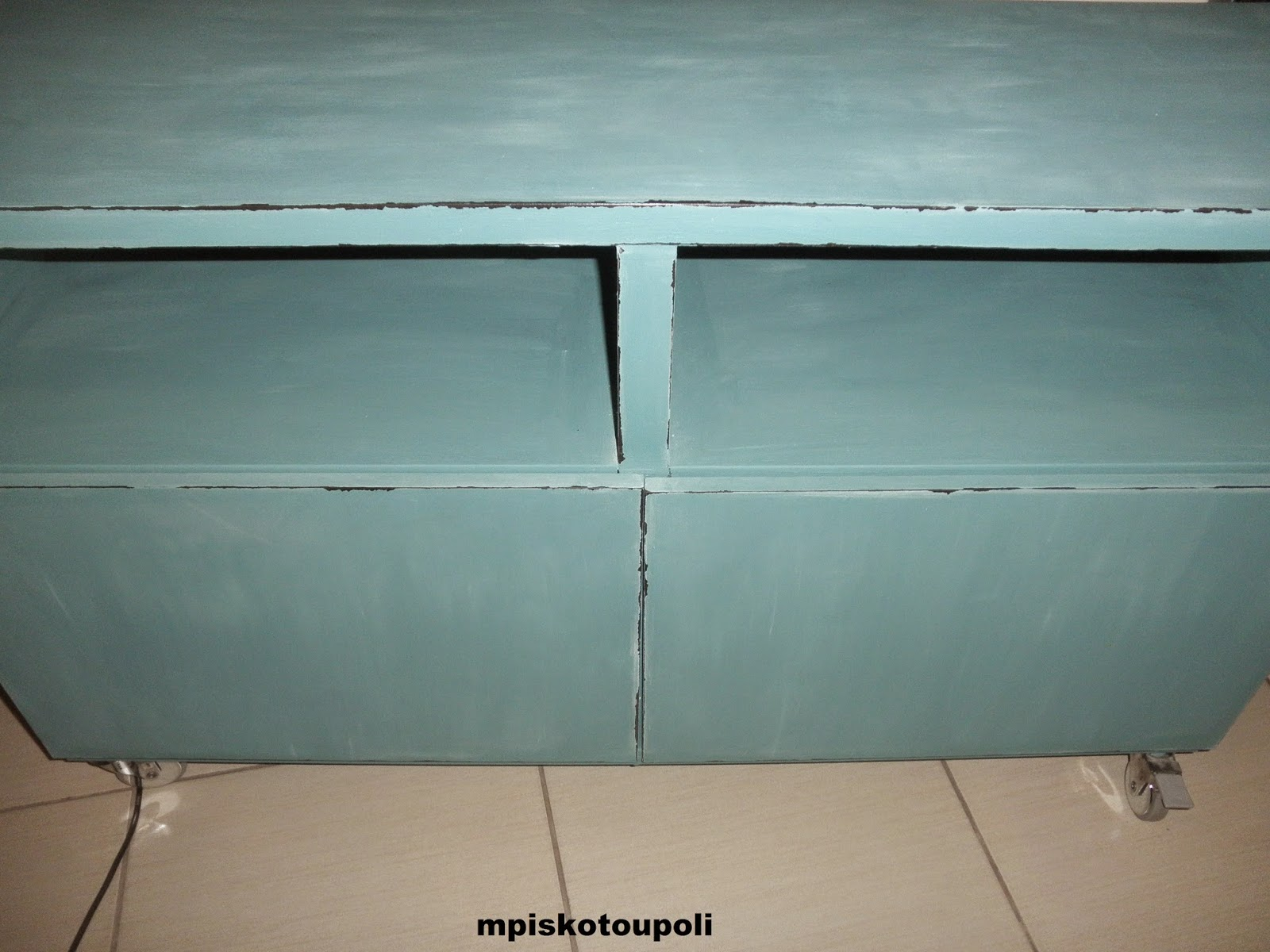 homemade chalk paint5