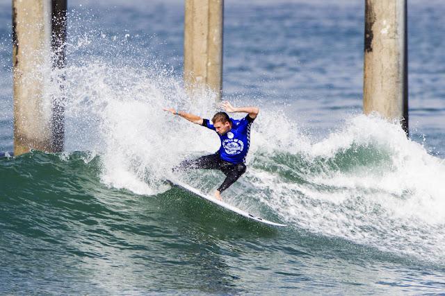 26 Mitch Crews Vans US Open of Surfing Foto WSL Sean Rowland