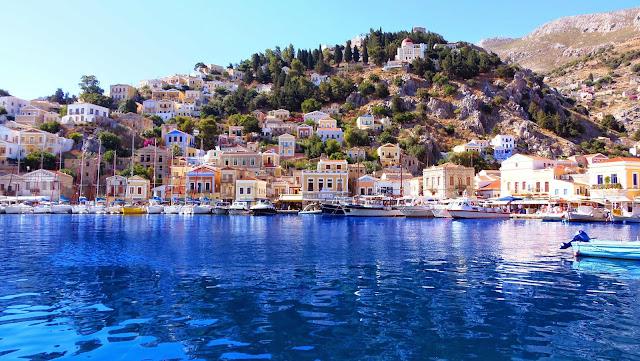 Σύμη Ιστορία του Νησιού  και Πολιτισμός