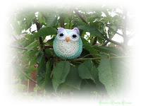 crochet toy, cute, owl, easy