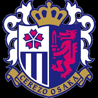 Cerezo Osaka セレッソ大阪 logo 512x512 px