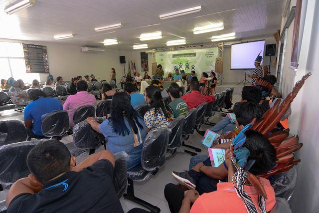 III Seminário Nacional de Juventude Indígena está sendo realizado em São Luís
