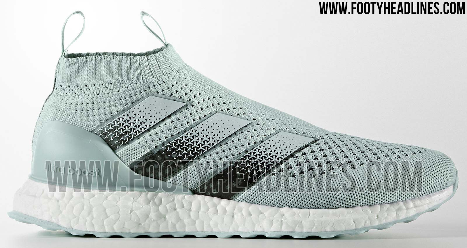 Adidas Ultra Boost Vapour Green