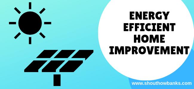 energy efficient improvement