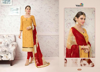 SABAANA Vol 1 VARDAN SUITS CATALOG WHOLESALER LOWEST PRICE SURAT GUJARAT