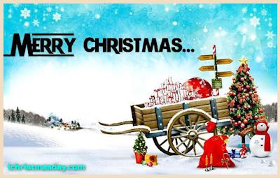 christmas scraps greetings