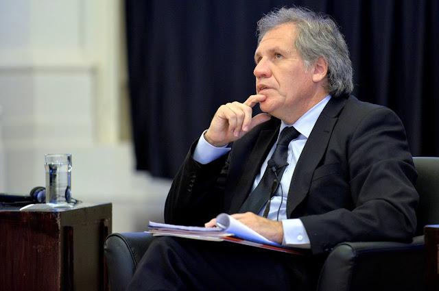 Almagro: Hay sectores en la MUD que no representan a la oposición