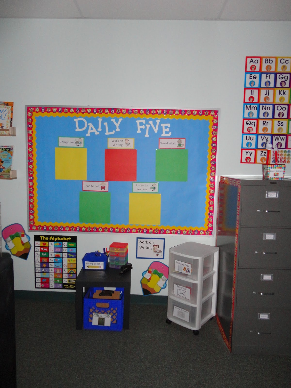 Classroom Decoration Charts For Primary School ~ Welcome to the circus my big classroom reveal yeehaw