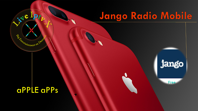 Jango Radio App (Updated)