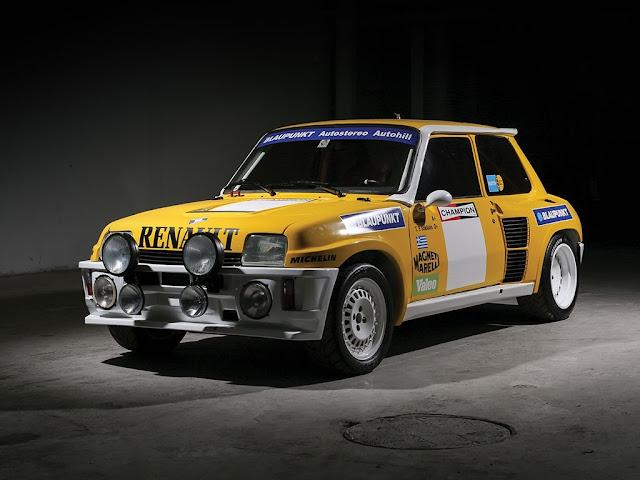 1980 Renault 5 Turbo - #Renault #Turbo #motorsport