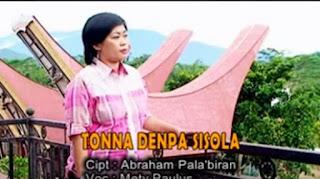 Download Lagu Tonna Denpa Sisola by Mety Paulus