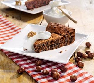 Chocolate cake with rum recipe