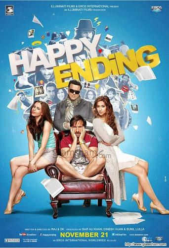 Happy Ending Mashup - DJ Kiran Kamath (2014)