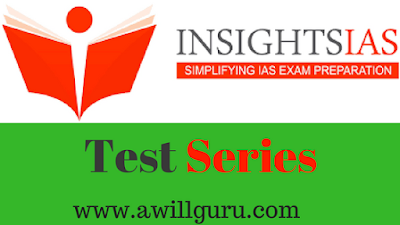 Insights test series 2019